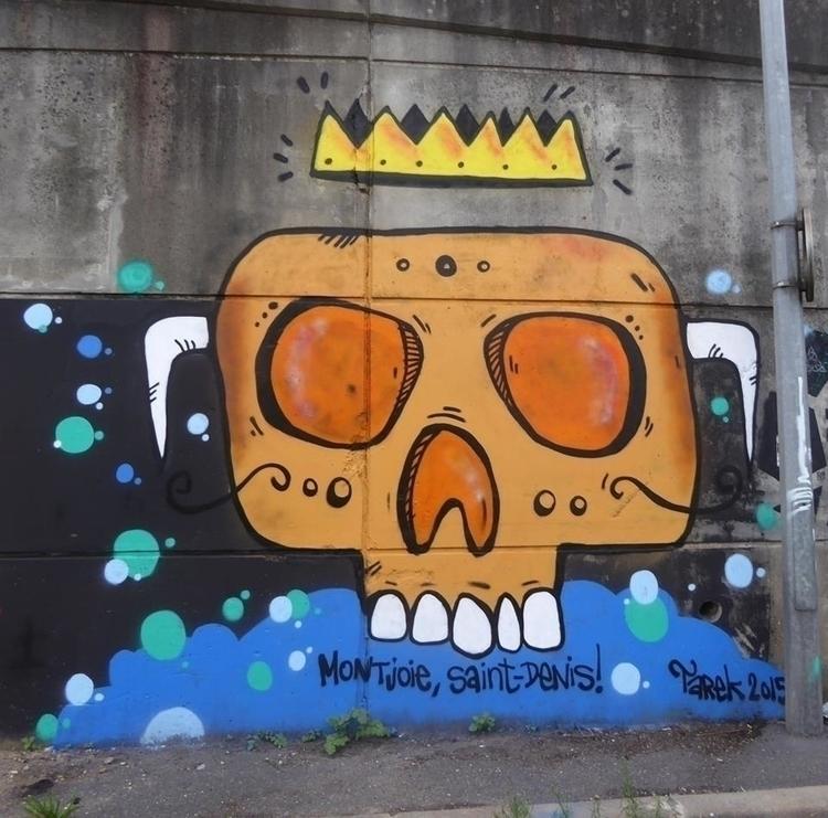 news pictures - painting, skull - tarek-8894 | ello