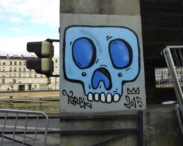 news pictures - skull, painting - tarek-8894 | ello