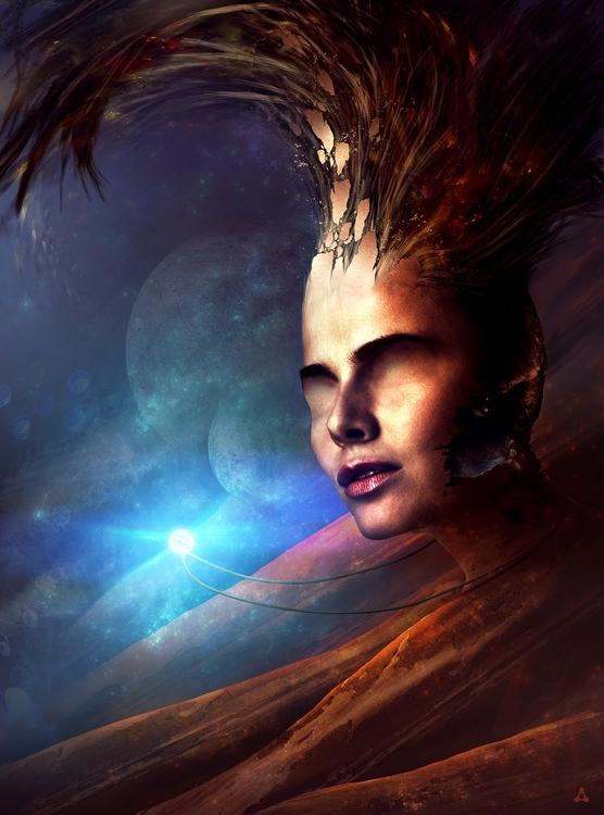Nemesis, personal work 2013 - digitalart - jiuce | ello