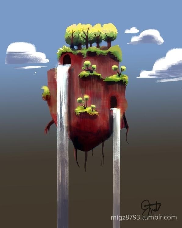 environmental challenge - island - jm_amante02 | ello