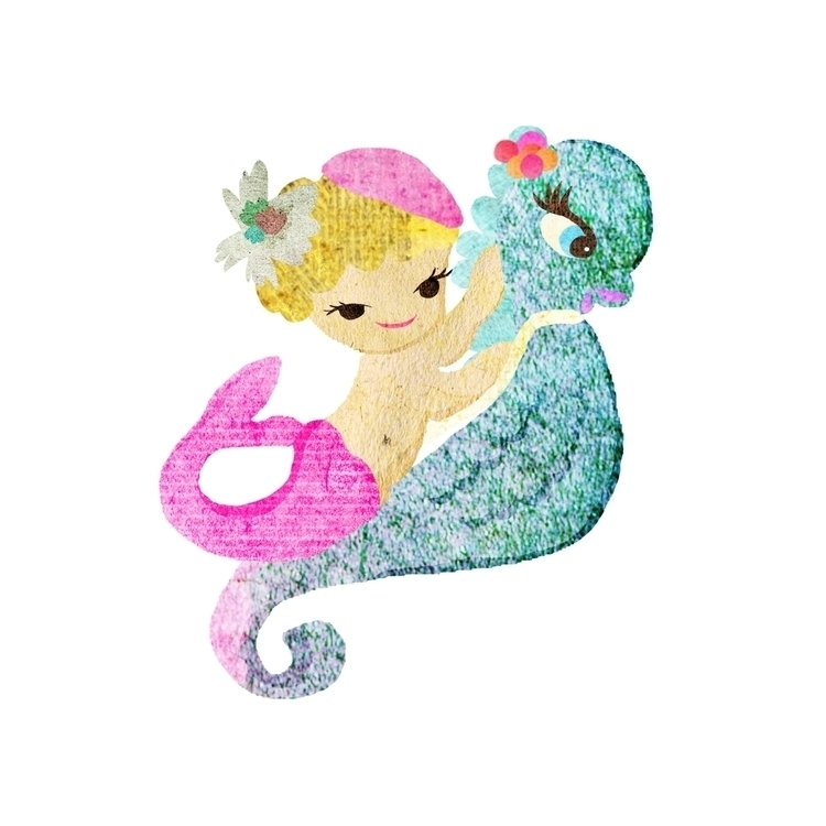 #mermaid#kawaiiart - kikistic | ello