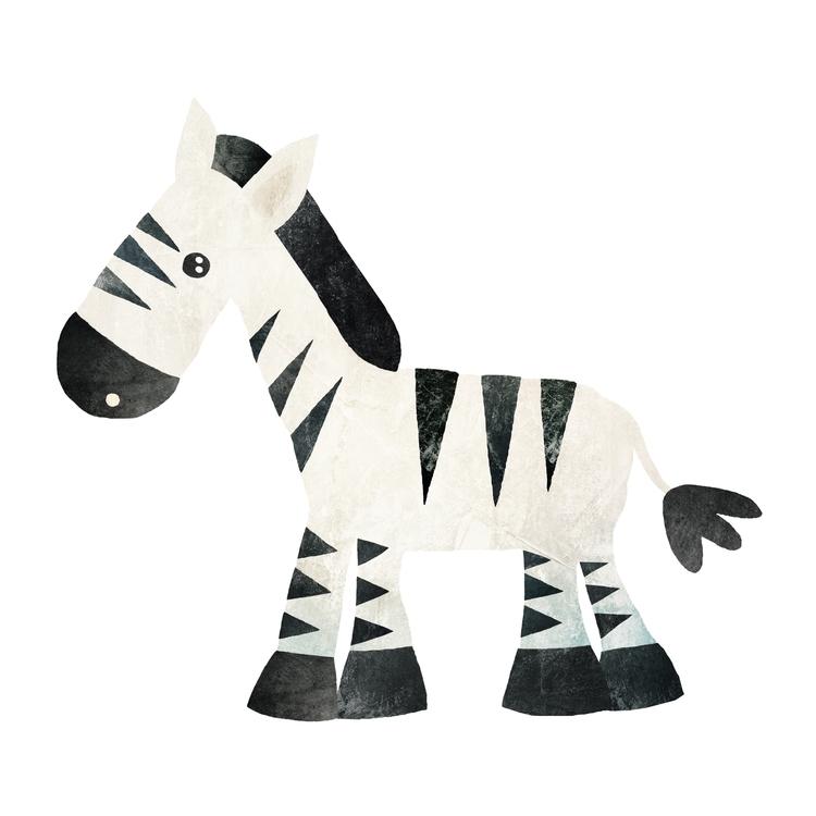 #zebra - kikistic | ello