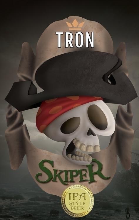 Skiper beer - luka-7787 | ello