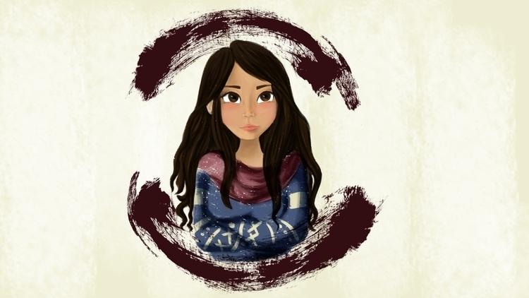 illustration, characterdesign - susanaicorreia | ello