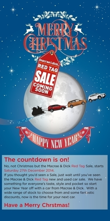 January Red Tag Sale - #illustration - michaelcook-9580 | ello