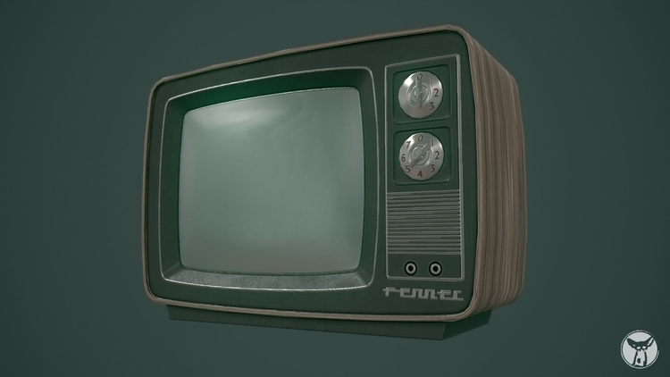 TV - gameart - szymonfiutak | ello