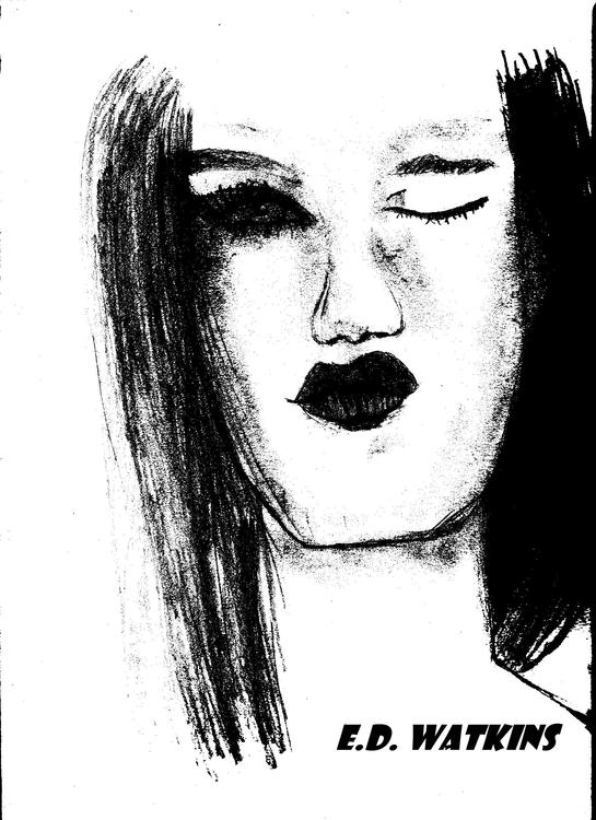 Jessica 12 Mph Comics - drawing - edwatkins | ello
