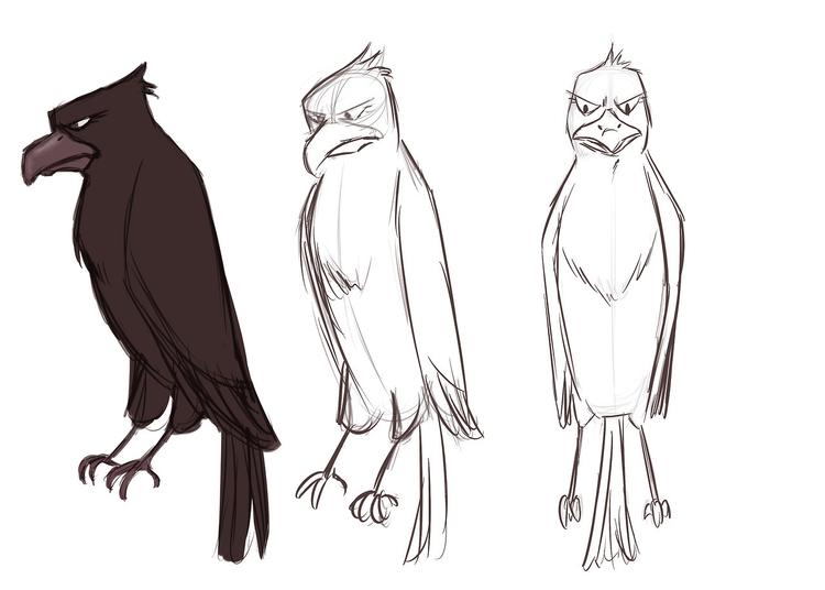 bird - fairyjelly | ello