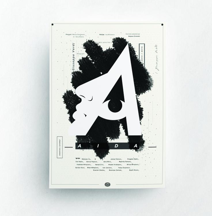 Aida - illustration, vector, design - jovana-1168 | ello