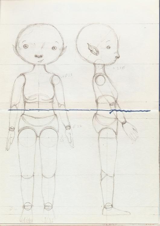 Aurora (Toopi Dolls) - Project - marianazancheta   ello