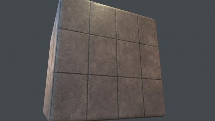 Concrete floor - gameart - szymonfiutak | ello