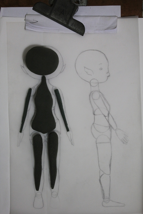Aurora (Toopi Dolls) - Core - toy - marianazancheta | ello