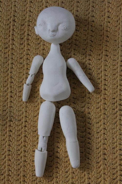 Aurora (Toopi Dolls) - Clay sta - marianazancheta   ello