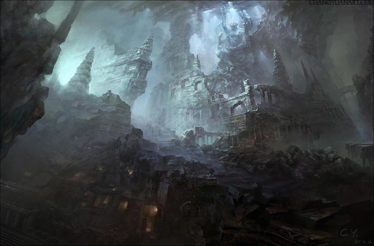 Ruin-2012 - yuanchang | ello