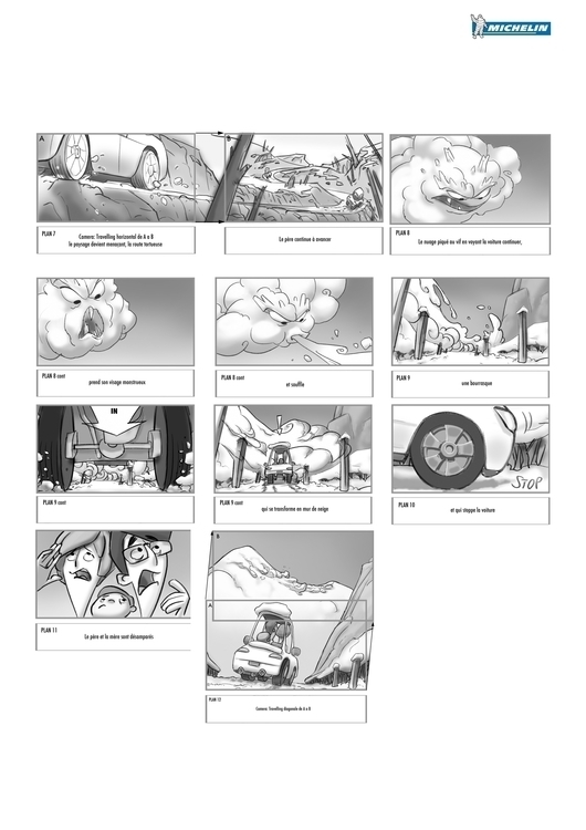 Storyboard page 2 - storyboard - lucae | ello