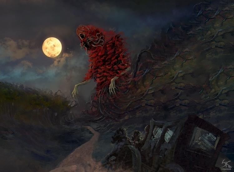 Bloodmoon Aka ( Evil ) Legend s - sanskarans | ello