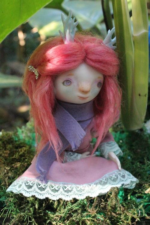 Aurora (Toopi Dolls) - resin - toy - marianazancheta | ello
