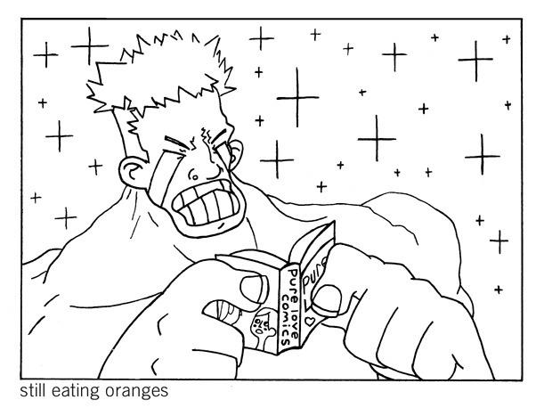 Moved tears - Comic, Bodybuilders - magicalseaside | ello