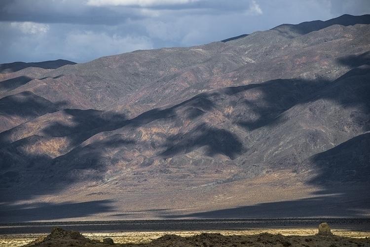 shadows clouds, Trona Pinnacles - frankfosterphotography | ello