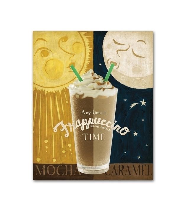 Poster Starbucks - illustration - dbrko | ello