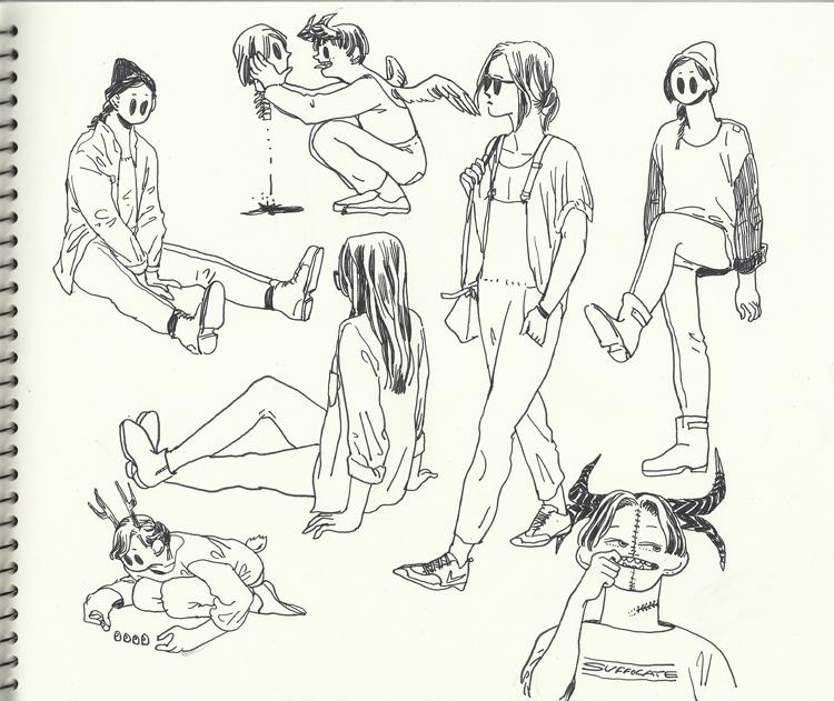 drawing, pen - mioim | ello