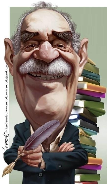 Garcia Marquez - serrudo | ello