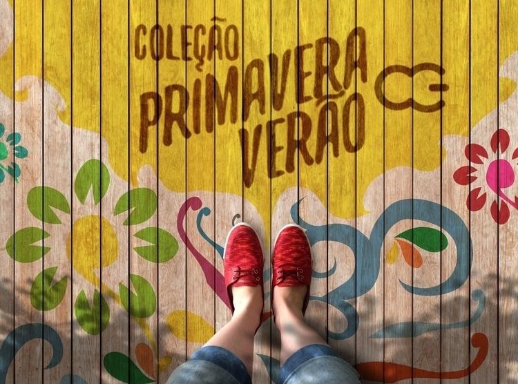 Summer Banner Client: Cris Guim - caiooliveira-1135 | ello