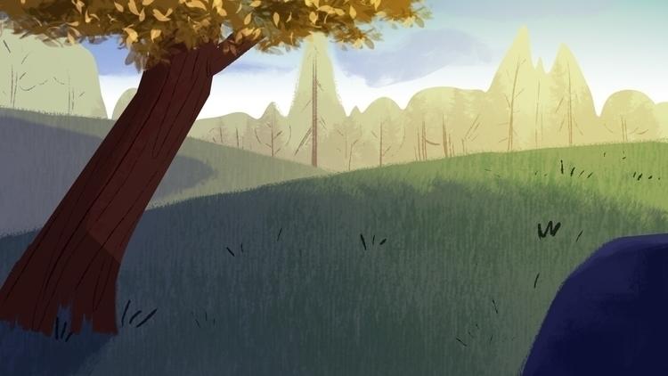 BG - backgrounds, environmentdesign - artsypabster   ello
