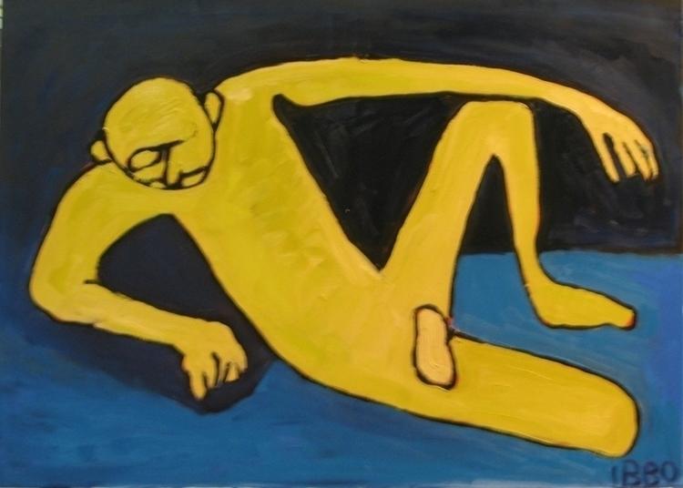 nikolaj 65x90 - painting - jeffibbo | ello