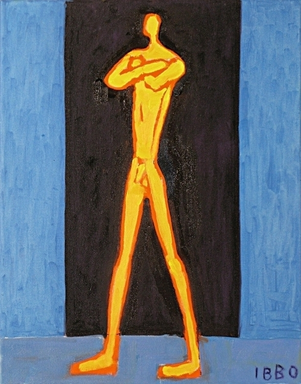 lars 2 50x40 - painting - jeffibbo | ello