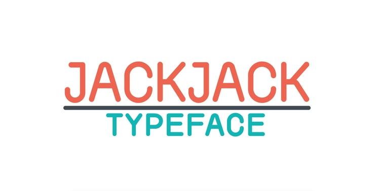 FULLY JACKJACK TYPEFACE ! Stay  - nawras-1173 | ello