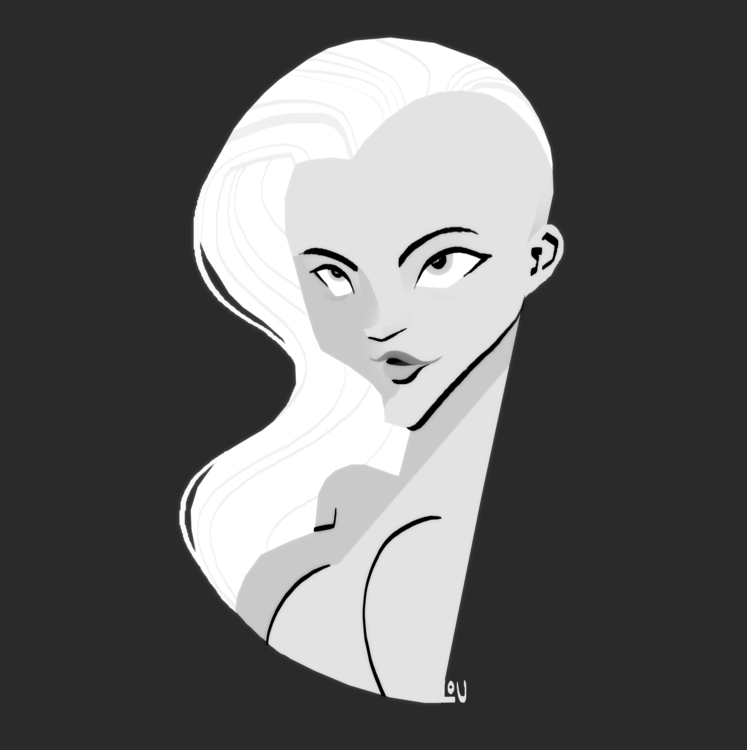 wanna drawing girl faces. Inspi - louvictorsk | ello