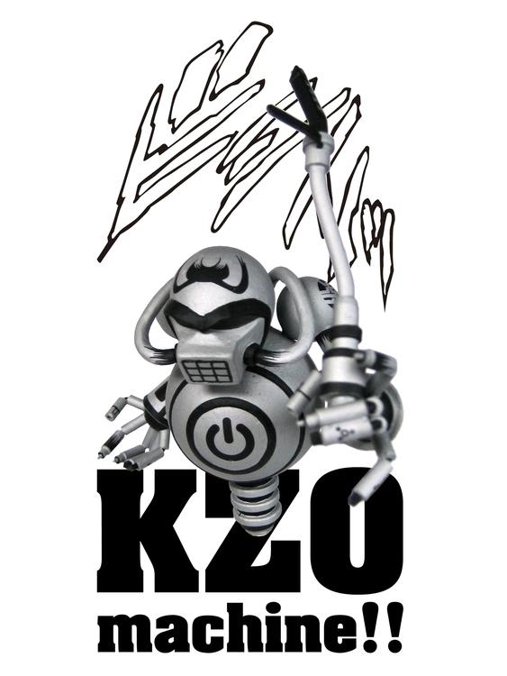 KZO machine!! … 1 HIFANA / Prod - tko-4549   ello