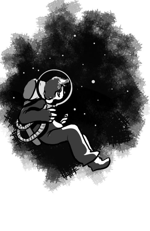 Man Space - dougeiffel, wolf359 - vshek   ello