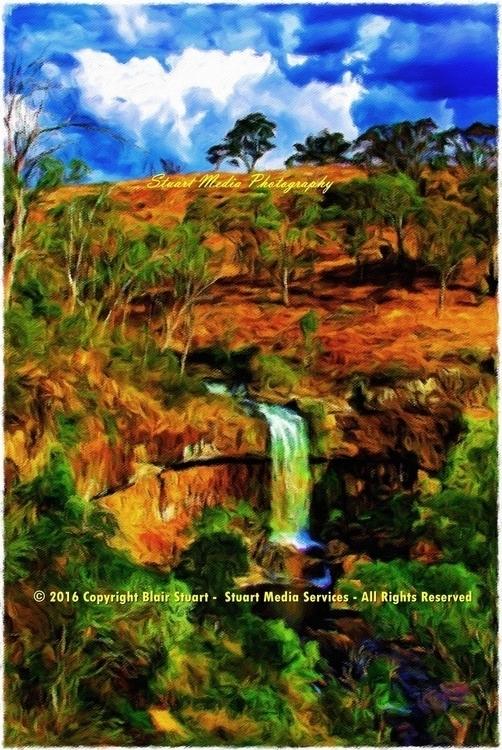 Falls - waterfalls, waterfall, australia - stuartmedia | ello