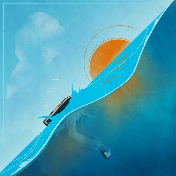 Lost Sea 5/8 - cecimonster | ello