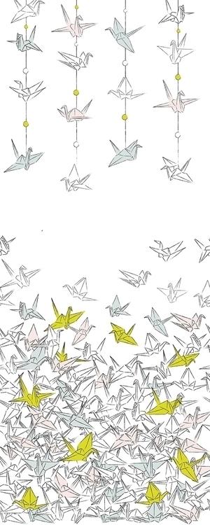 Barrado Papercrane - cibelle-7505 | ello