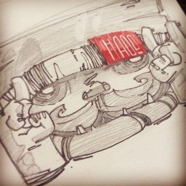 illustration, painting, characterdesign - aleksandrhade | ello