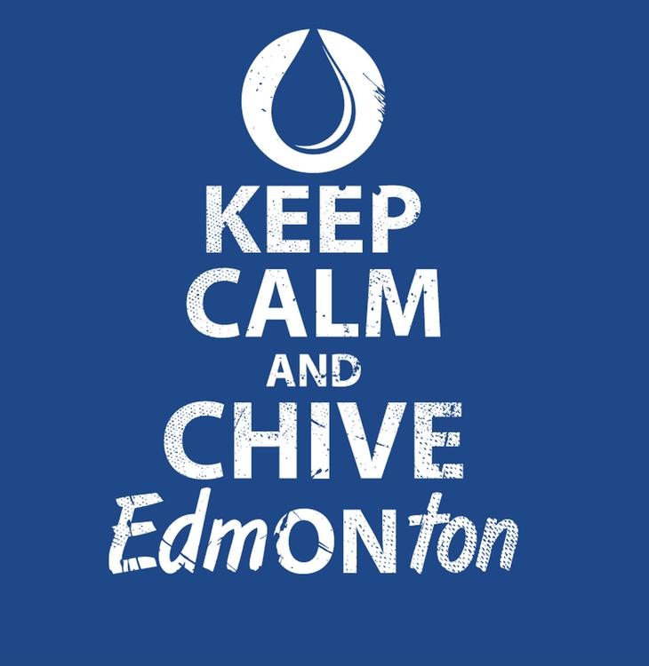 ChiveEdmonton KCCO shirt. desig - mattfontaine | ello
