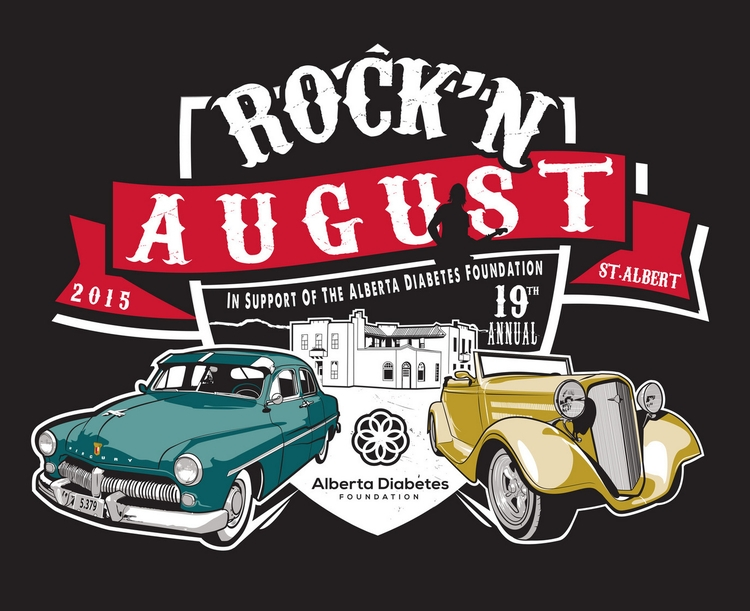 August 2015 - rock'nAugust, design - mattfontaine | ello