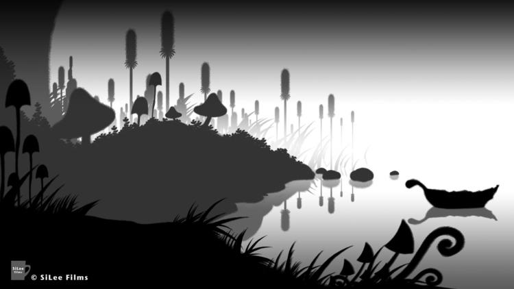 Shoreline' Digital Background P - silee-1448 | ello
