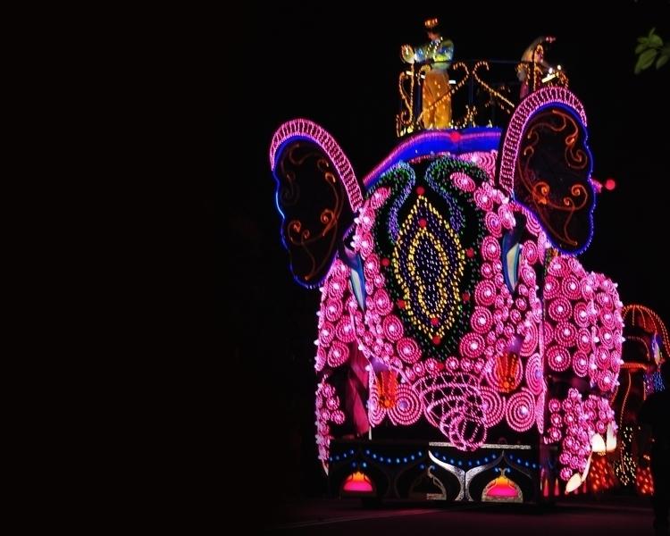 Magical Night Parade, Universal - erikaliveta | ello