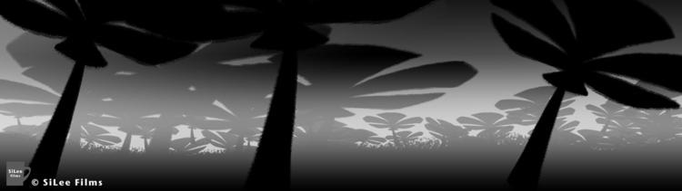 Undergrowth' Digital Background - silee-1448 | ello