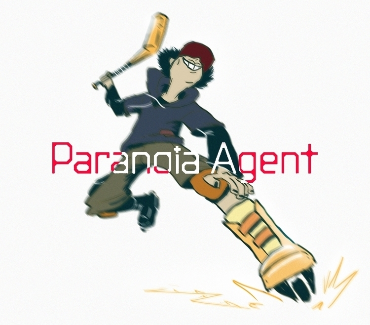 Paranoia Agent good! Satoshi Ko - jjneto | ello