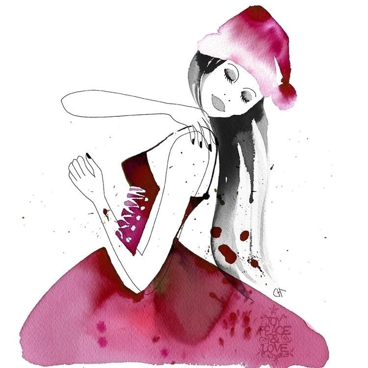 illustration, fashion, fashionillustration - chicoh-7423 | ello