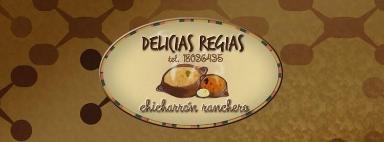 Delicias Regias - logo, logodesign - mauriciofreeze | ello