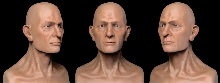 man - characterdesign, zbrush, digitalart - art15 | ello