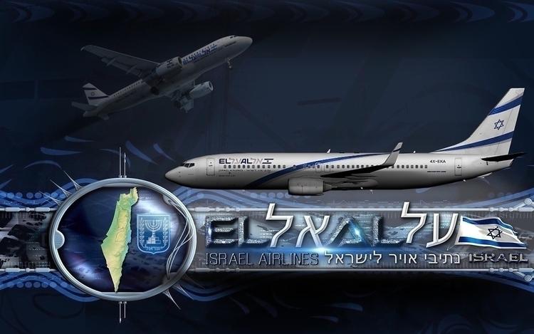 EL AL ISRAELI AIRLINES 08 - ABS - golaniyehuda | ello