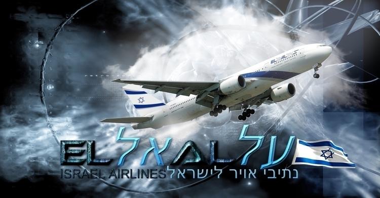 EL AL ISRAELI AIRLINES 09 - ABS - golaniyehuda | ello