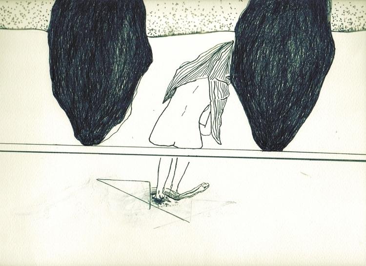 nostalgia - illustration - unselvaggioemezzo | ello